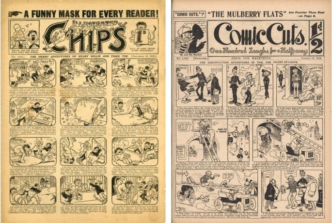 Amalgamated Press var det dominerade brittiska förlaget på det tidiga 1900-talet