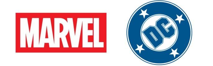 Marvel och DC använder tecknarstudio, som samlade serietecknare och andra serieskapare, som produktionsmetod