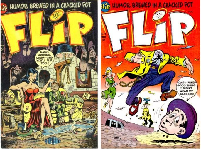 Flip #1 och #2 (1954)