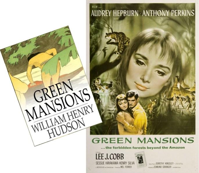 Boken och filmen kom först, innan serierna.