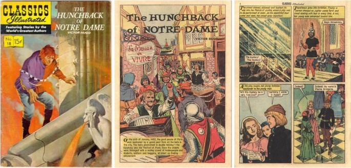 Classics Illustrated #18 från 1960.