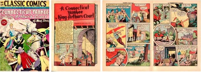 Classic Comics #24.