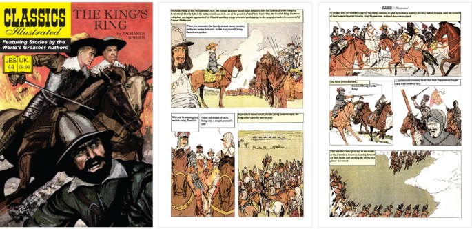 Omslag, förstasida och en sida ur inlagan ur CI (JES) No. 44. ©JES