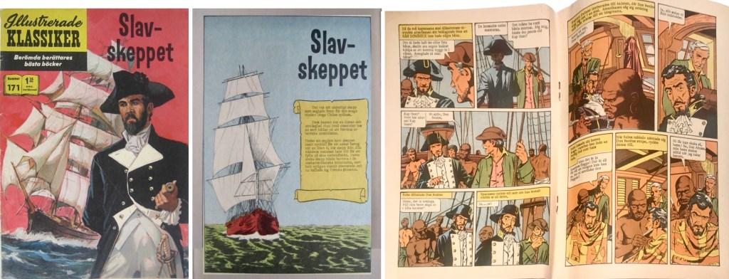 Omslag, förstasida och mittuppslag ur IK nr 171. ©IK