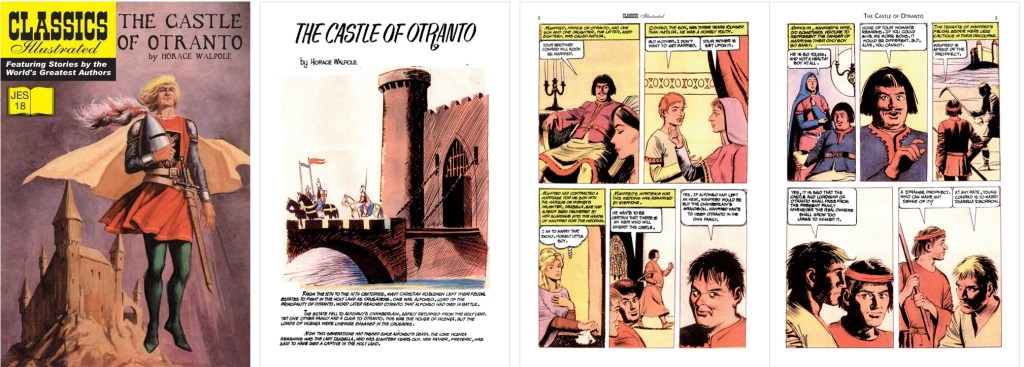Omslag, förstasida och inledande sida ur CI (JES) No. 18. ©JES