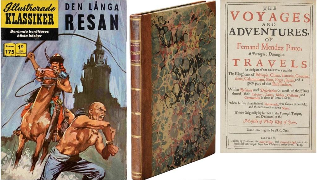 Omslag till Illustrerade klassiker 175, och översättningen av Henry Cogan. ©IK