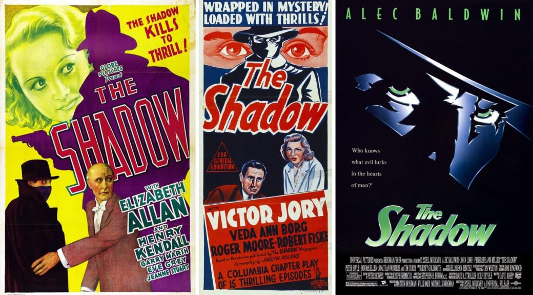 Filmaffischer från 1933, 1940 och 1994. ©Twickenham/Columbia/Disney