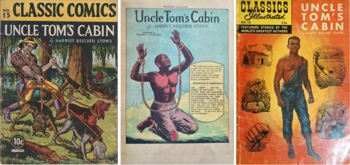 Omslag och förstasida ur CC #15, och omslag till CI #15 (1969). ©Gilberton