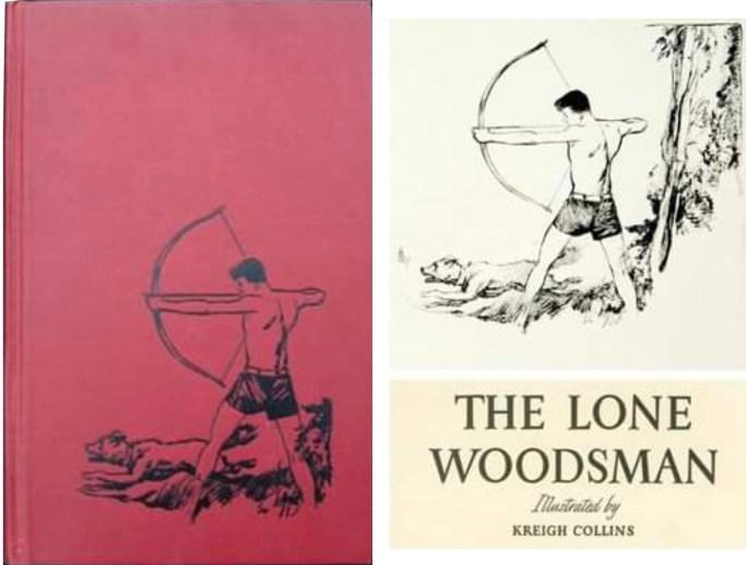 Kreigh Collins illustrerade många böcker och tidskrifter.