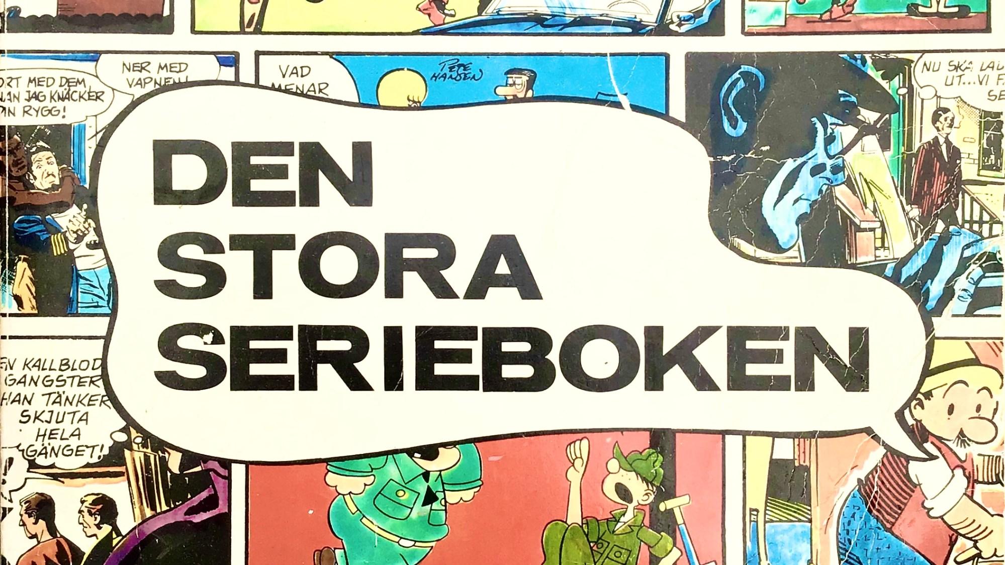 Comics 1, den stora serieboken