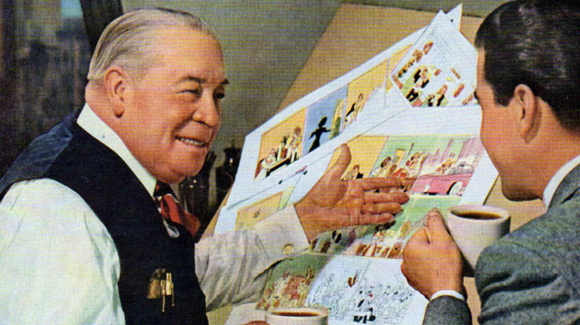 George McManus (från en reklam för kaffe)