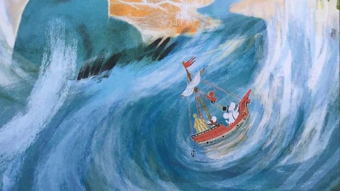 Mumintrollen och havsorkestern