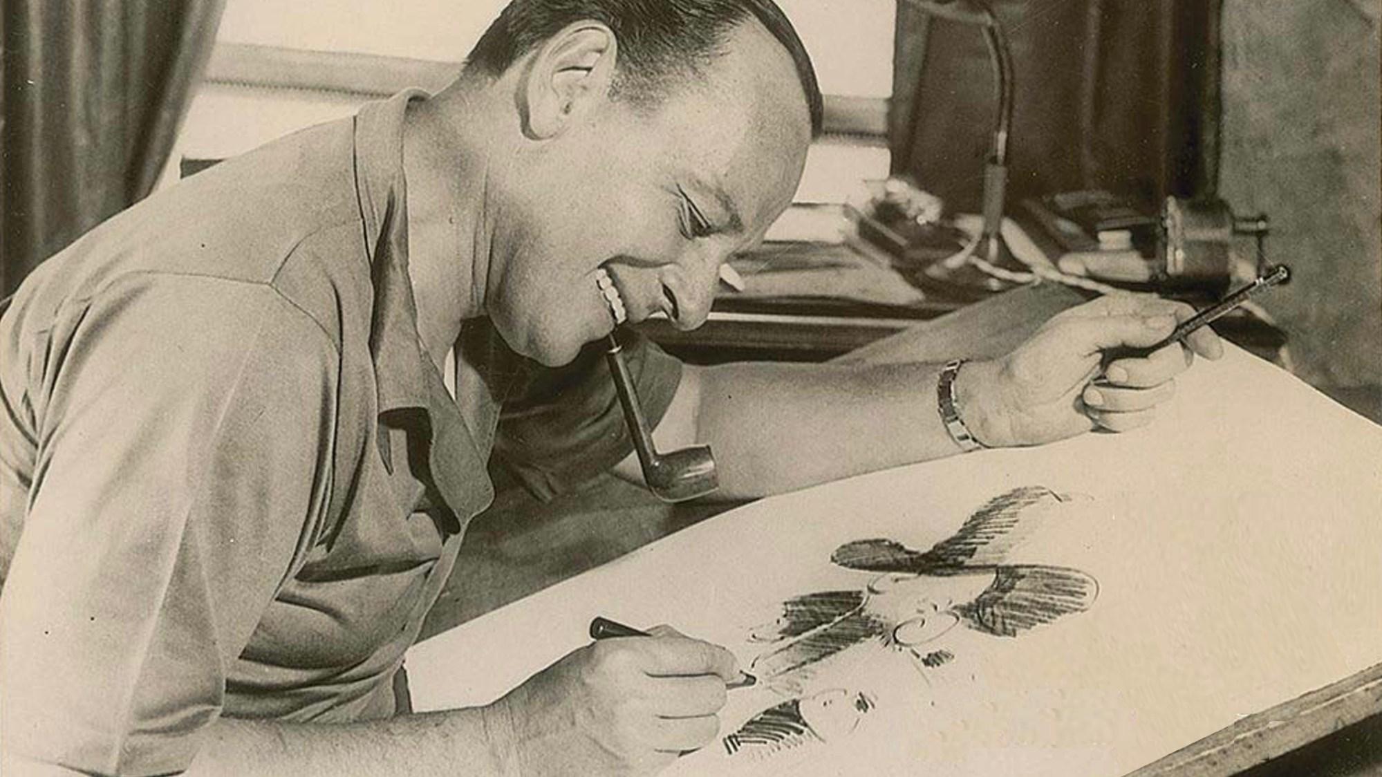 Billy DeBeck (1934)
