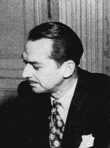 Joe Musial var en av Tjalle Tvärviggs skapare