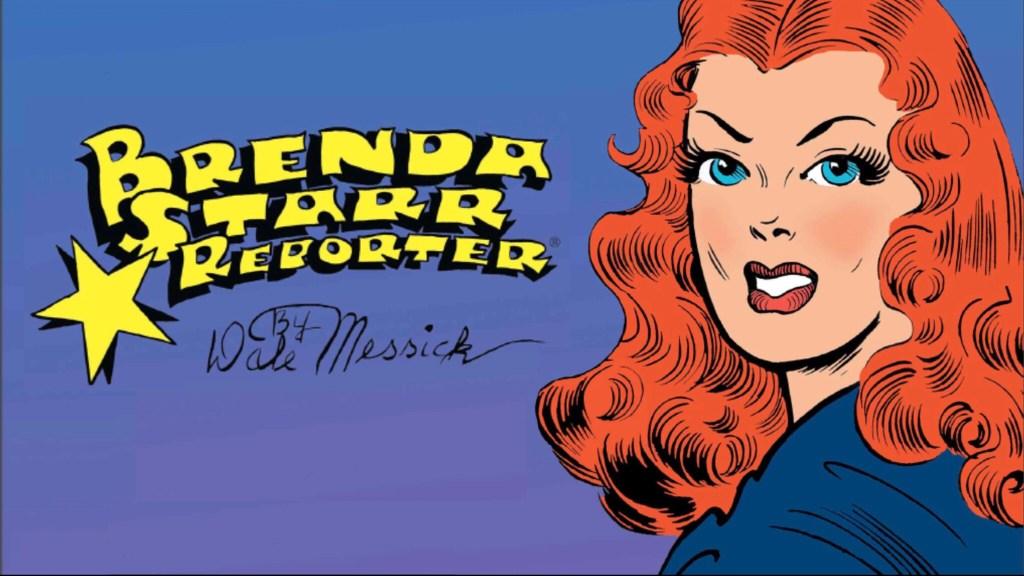 Brenda Starr av Dale Messick