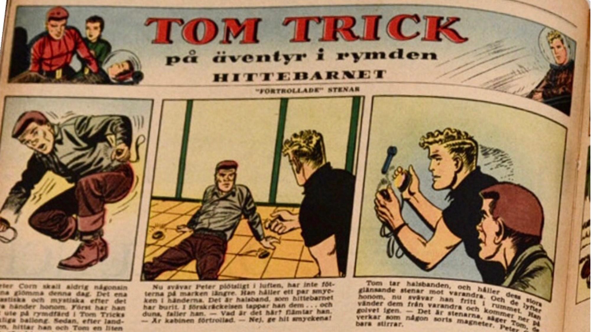 Tom Trick (Brick Bradford)