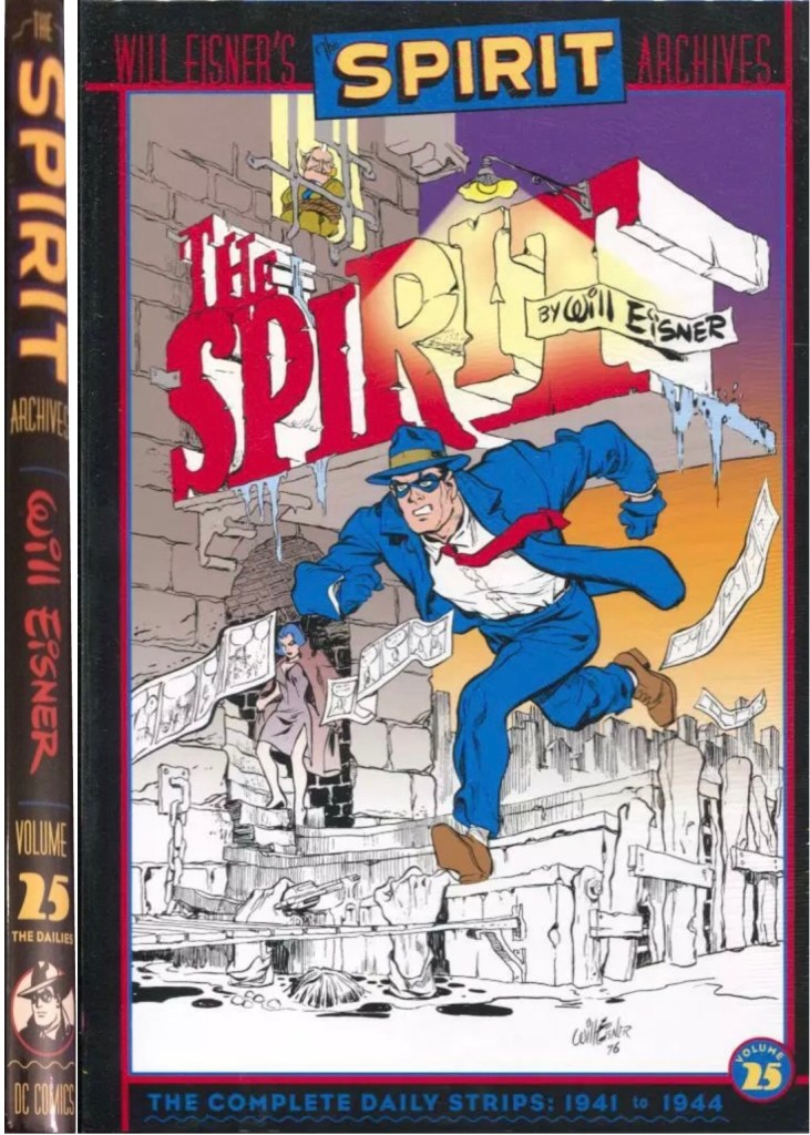 Omslag till Archives Volume 25 (2008). ©DC Comics