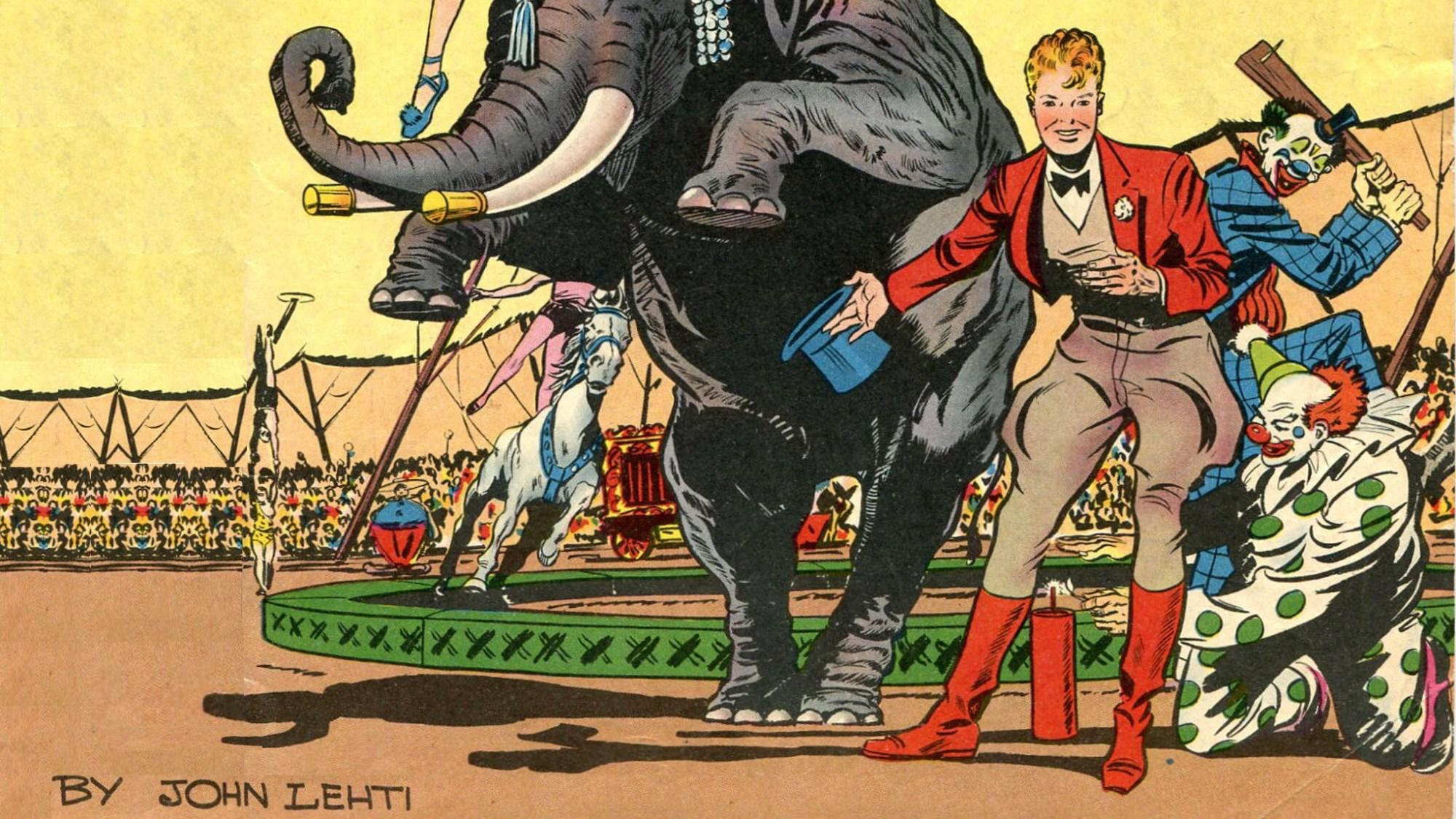 Cirkus-Tom