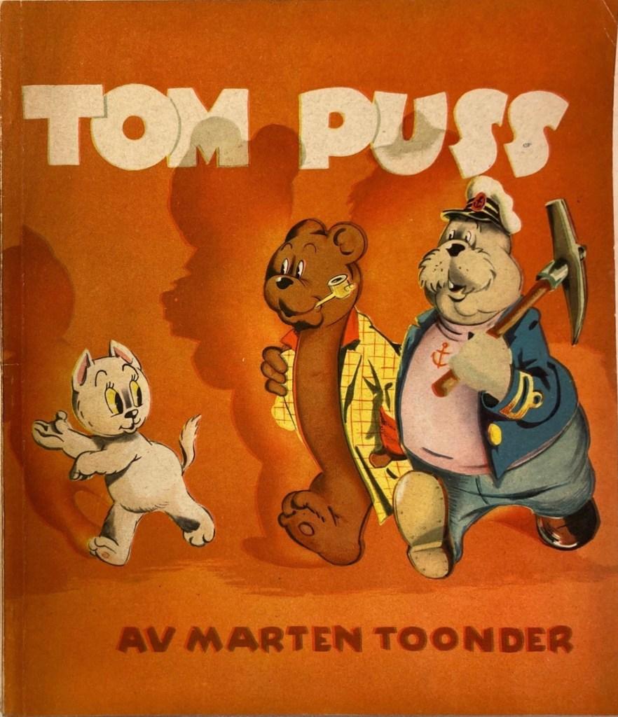 Omslag till det första julalbumet (1948). ©Å&Å