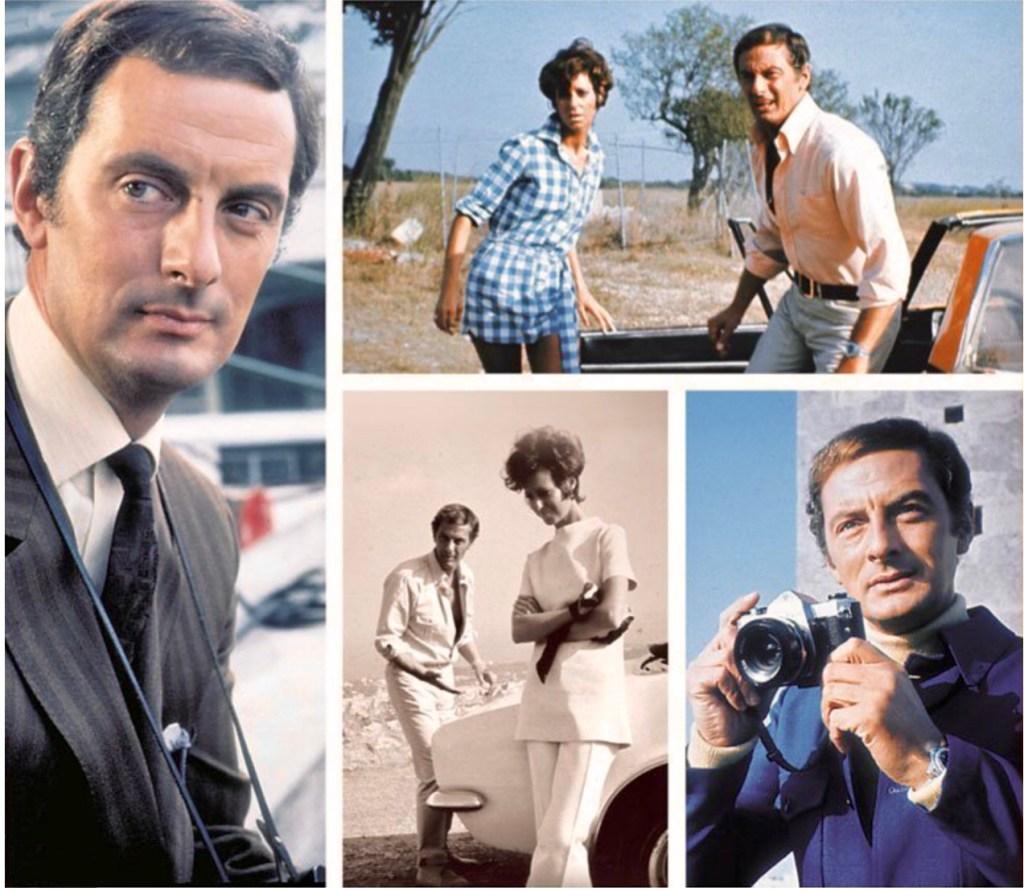 Francis Matthews spelade Paul, och Ros Drinkwater spelade Steve i tv-serien Paul Temple. ©BBC