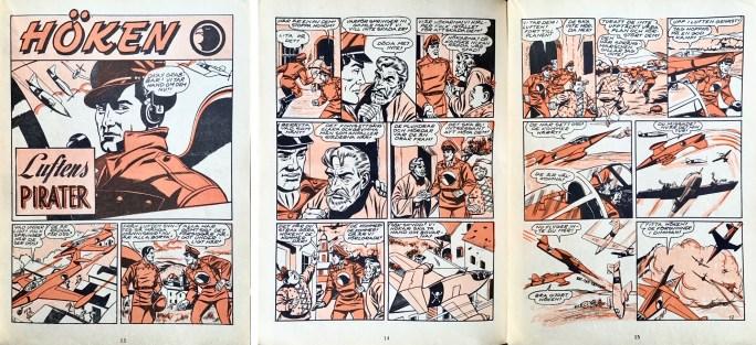 Episoden gick också i SerieNytt nr 12, 1959. ©Formatic/EuropaPress