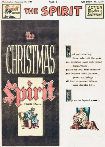 Inledande sida i original, från 19 december 1948. ©Register&Tribune