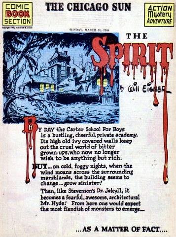 Inledande sida i original, från 31 mars 1946. ©Register&Tribune