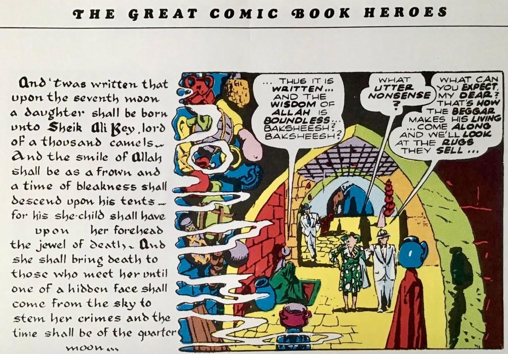 Inledningen till episoden från 20 juli 1941. ©Register&Tribune