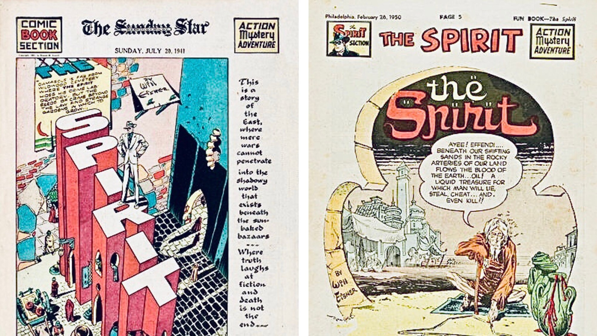 Spirit vs Spirit