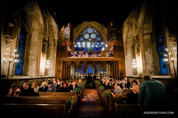 St Etheldreda Church Wedding Archives