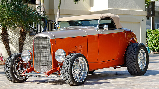 32 Ford Highboy Roadster
