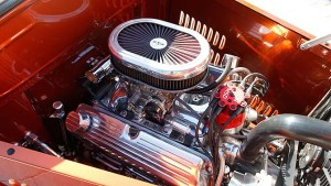 1932 Ford Highboy Roadster 302 engine