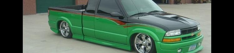 2004 Chevy S10 Extreme