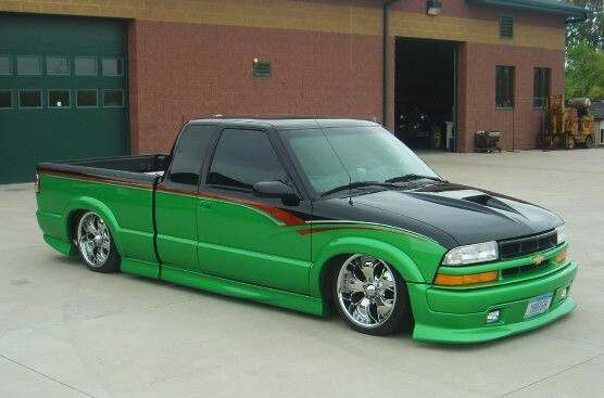 2004 Chevy S10 Extreme