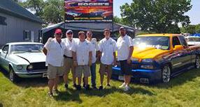 custom cars home team group