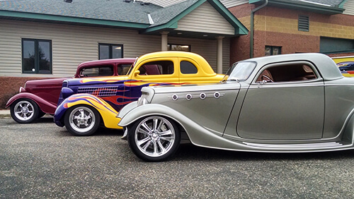 custom hot rods