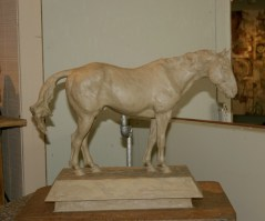 Horse (work in progress)