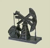 Pump Jack Award (not for sale)
