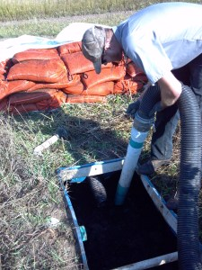 septic systems service | peat moss septic system