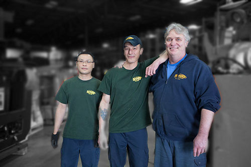 Kirkwood facility staff