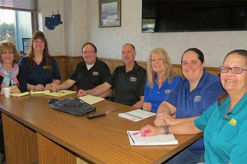 Office staff Team