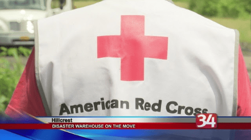 Video: Southern Tier Red Cross relocates with help from Rogers