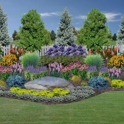 From To Seed Plant Diagram Rose Parts Landscape Design - Rogers Spring Hill Garden Center