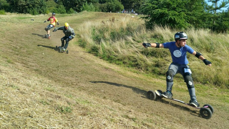 UK Mountainboard Championships 2018 - BoarderX