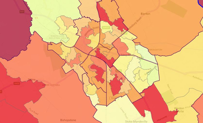 Barriers to housing and services in Aylesbury