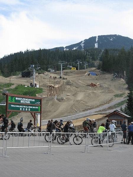 Whistler Mountain Bike Park, Canada