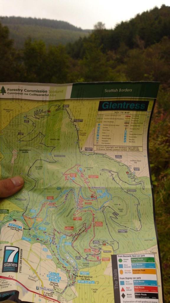 Glentress: Scotland's Mountainboarding Heaven
