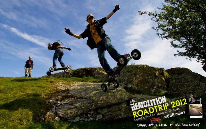 Remolition Roadtrip Covershot