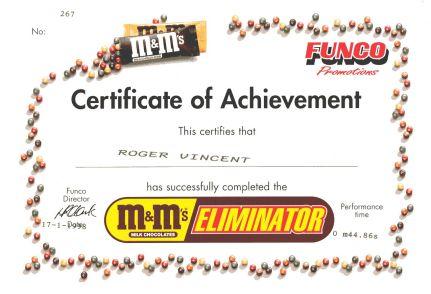 M&M Eliminator