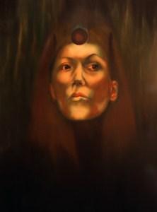 dark symbolic art, fine art